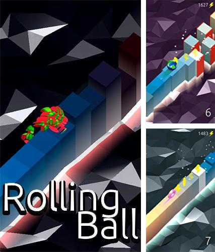 Rolling ball by Yg dev app