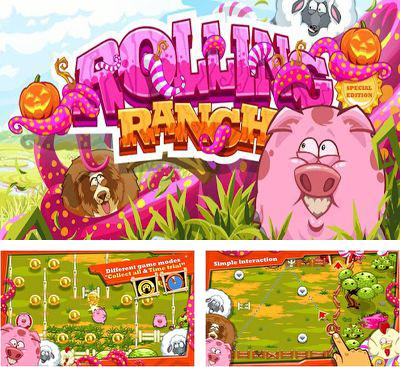 In addition to the game Builders War for Android phones and tablets, you can also download Rolling Ranch for free.