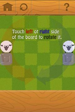 Rolling sheep screenshot 1