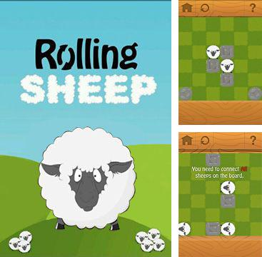 In addition to the game Happy Builder 2 for Android phones and tablets, you can also download Rolling sheep for free.