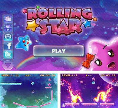 In addition to the game Bocce Ball for Android phones and tablets, you can also download Rolling Star for free.