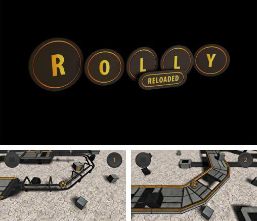 In addition to the game Attack of the ghastly grey matter for Android phones and tablets, you can also download Rolly: Reloaded for free.