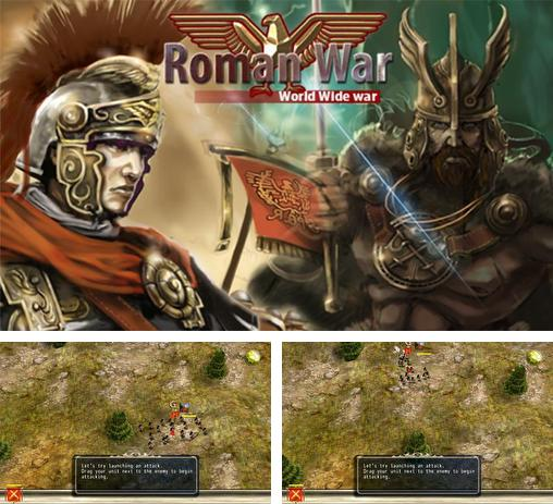 In addition to the game Total War Battles: Shogun for Android phones and tablets, you can also download Roman war: World wide war for free.