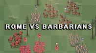 Rome vs barbarians: Strategy APK
