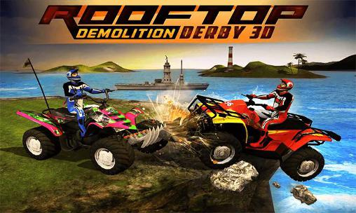 Rooftop demolition derby 3D