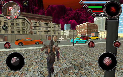 Kostenloses Android-Game X-Men: Kampf der Atome. Vollversion der Android-apk-App Hirschjäger: Die X-Men: Battle of the Atom für Tablets und Telefone.