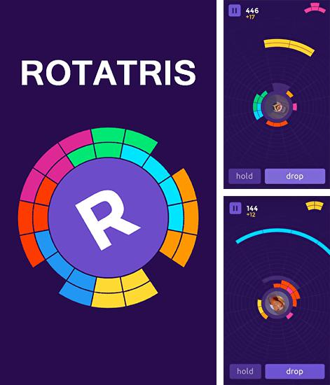 Rotatris: Block puzzle game обложка