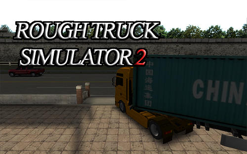 Rough truck simulator 2 обложка