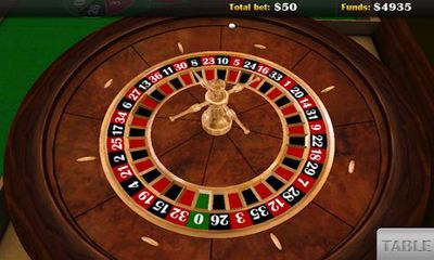 Download Roulette 3D Android free game.