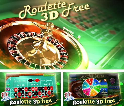 In addition to the game Roulette 3D for Android phones and tablets, you can also download Roulette 3D free for free.
