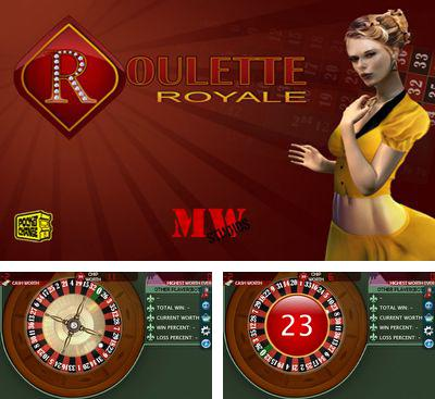 In addition to the game Roulette 3D for Android phones and tablets, you can also download Roulette Royale for free.