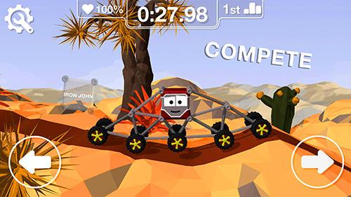 Rover Builder Game Online