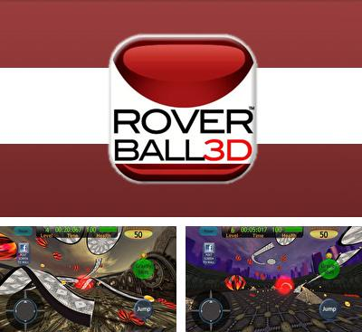 In addition to the game Happy Dinos for Android phones and tablets, you can also download Rover ball 3D for free.