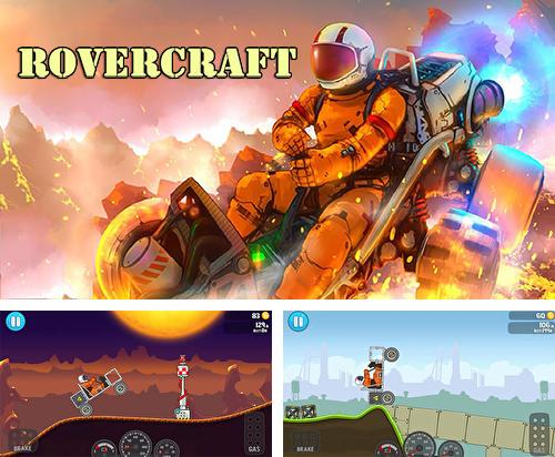Rovercraft: Race your space car