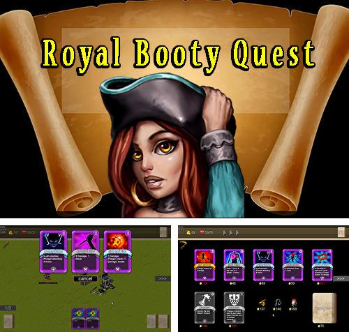 Royal booty quest