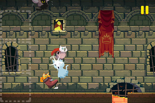 Screenshots do Royal cats - Perigoso para tablet e celular Android.