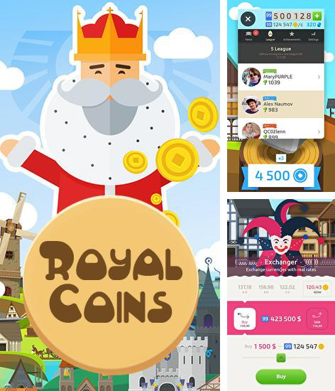 In addition to the game Angry clicker for Android phones and tablets, you can also download Royal coins for free.