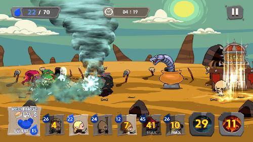 Descargar Royal Defense King Para Android Gratis El Juego Rey