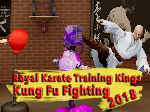 Royal karate training kings: Kung fu fighting 2018 обложка
