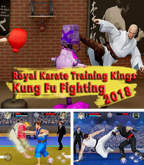 Royal karate training kings: Kung fu fighting 2018