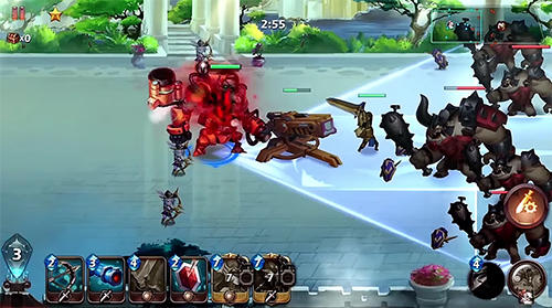Jogue Royal legends para Android. Jogo Royal legends para download gratuito.