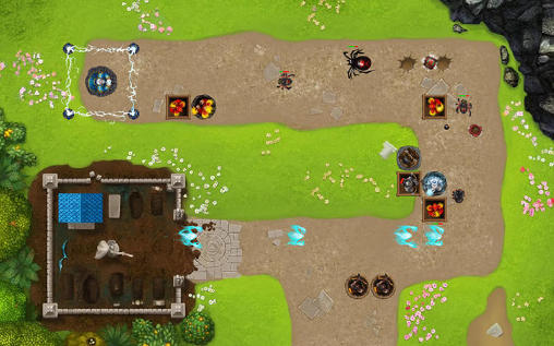 Screenshots von Goblin defenders 2 für Android-Tablet, Smartphone.