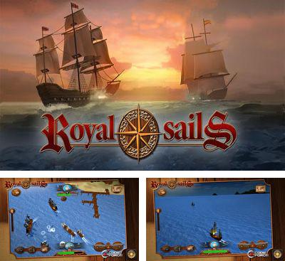 In addition to the game BattleShip. Pirates of Caribbean for Android phones and tablets, you can also download Royal Sails for free.