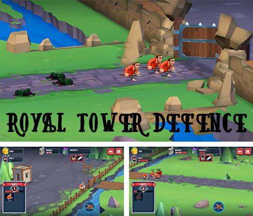 Royal tower defence