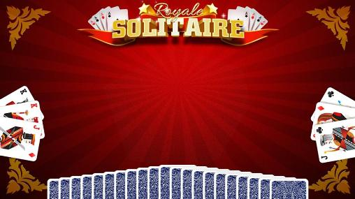 Royale solitaire