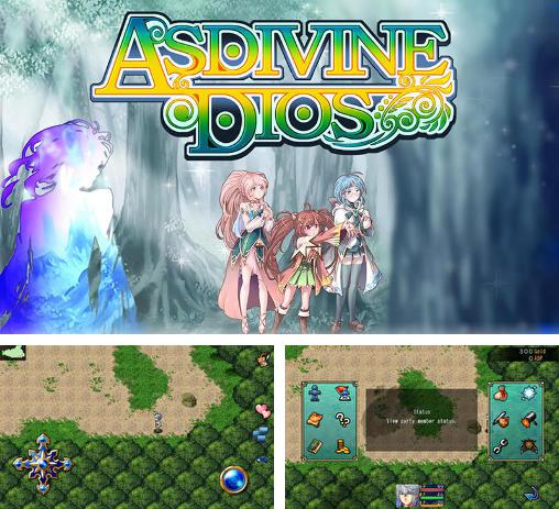 In addition to the game Alphadia for Android phones and tablets, you can also download RPG Asdivine dios for free.