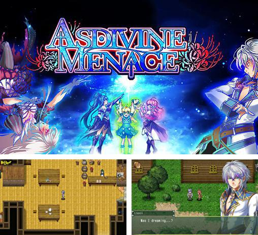 In addition to the game RPG Symphony of the Origin for Android phones and tablets, you can also download RPG Asdivine menace for free.
