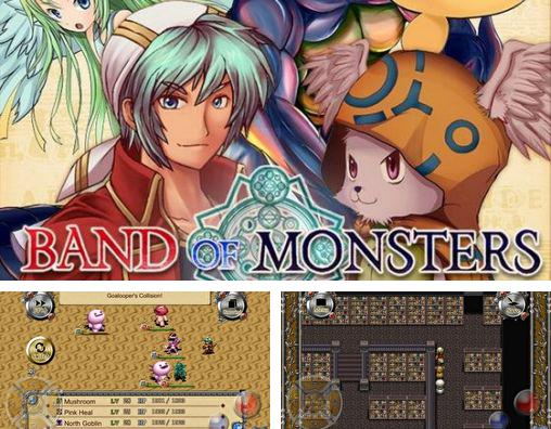 In addition to the game Fernz gate for Android phones and tablets, you can also download RPG Band of Monsters for free.