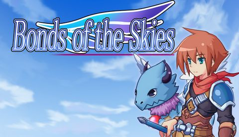 RPG Bonds of the skies обложка