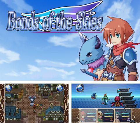 In addition to the game Alphadia for Android phones and tablets, you can also download RPG Bonds of the skies for free.