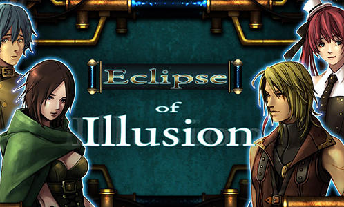RPG Eclipse of illusion обложка