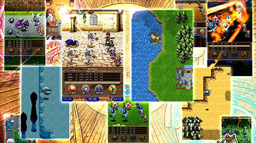 RPG Heirs of the kings screenshot 1