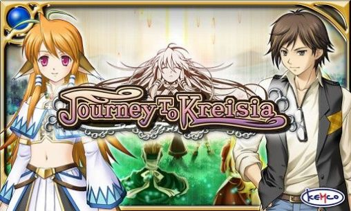 RPG Journey to Kreisia обложка