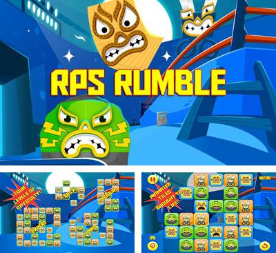In addition to the game Canman Game for Android phones and tablets, you can also download RPS Rumble for free.