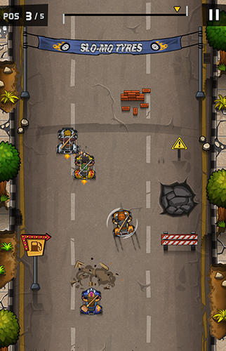 Rude racers screenshot 1