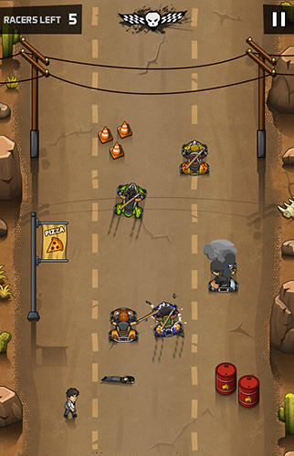 Rude racers screenshot 3