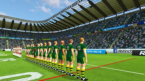Baixe o jogo Rugby league 18 para Android gratuitamente. Obtenha a versao  completa do aplicativo 8b6275652f5