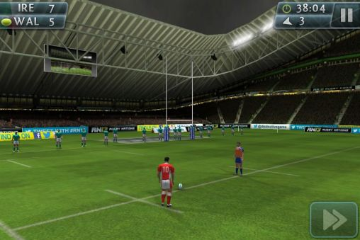 Download Rugby nations 13 Android free game.