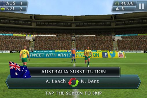 Get full version of Android apk app Rugby nations 13 for tablet and phone.