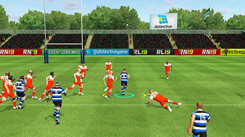 Rugby nations 19 screenshot 2