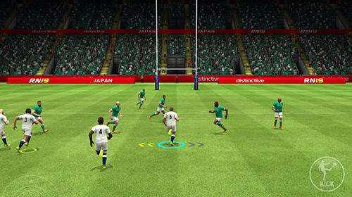 Rugby nations 19 screenshot 3