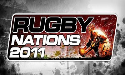 Rugby Nations 2011 poster