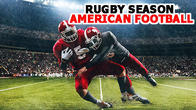 Rugby season: American football APK