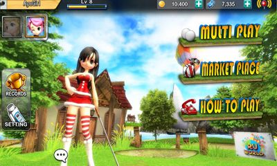 RUGOLF THD screenshot 1