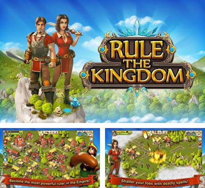 In addition to the game Majesty: The Northern Expansion for Android phones and tablets, you can also download Rule the kingdom for free.