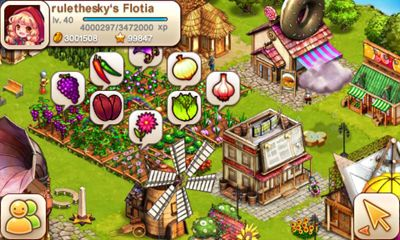 Screenshots von Gardens inc.: From rakes to riches für Android-Tablet, Smartphone.